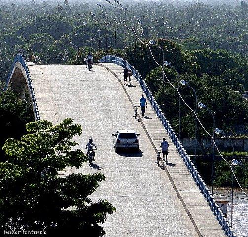 Governador Wellington Dias autoriza obras de reforma da ponte Simplício Dias