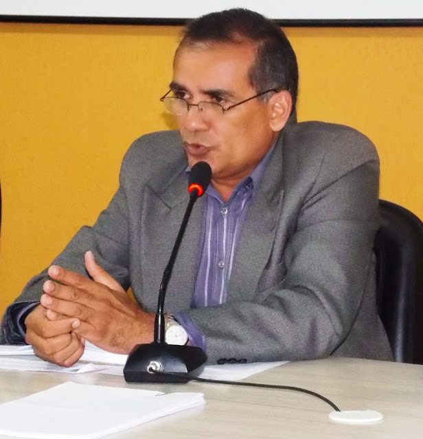 Ronaldo Prado disse que vai convidar o Prof. Rarisson a deixar o PPL; do contrário será expulso