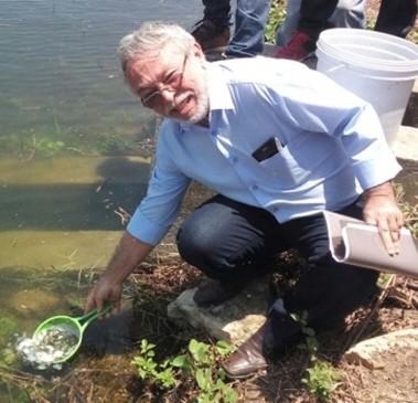 Equipe da SDR participa de inauguração de quintal ecológico em Parnaíba