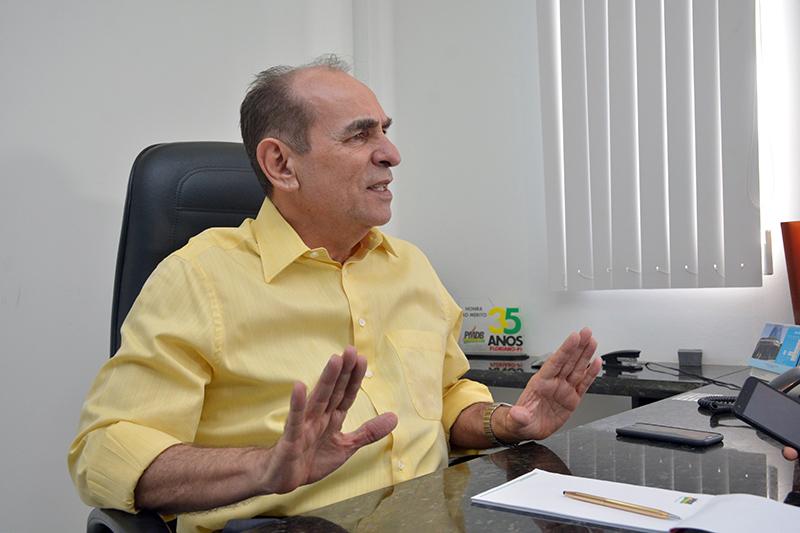 Em reunião com Marcelo Castro, PMDB decide parar negociações com Wellington Dias