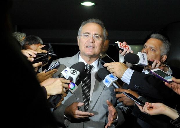 Edson Fachin homologa delação premiada que atinge senador Renan Calheiros (MDB)