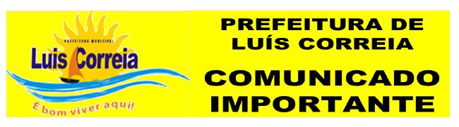 Prefeitura de Luís Correia-PI abrirá concurso público