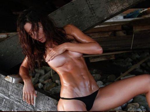 Oksana Rykova, a modelo que dá um novo sentido ao Fitness. Confira fotos é vídeo da musa!