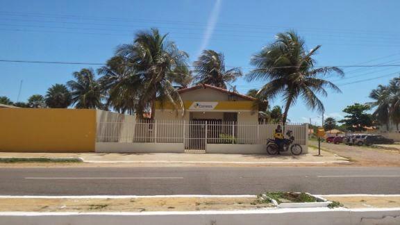 Bandidos roubam R$ 100 mil da agência dos Correios de Luís Correia