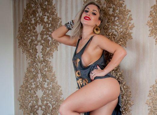 Iara Ferreira fala sobre silhueta: 'Sou muito exigente comigo mesma'