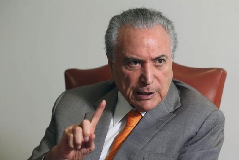 Temer, Cunha e Alves levaram R$ 250 milhões da Caixa, diz Funaro