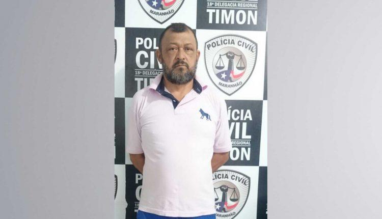 Dirigente do PCdoB acusado de estuprar meninas é preso