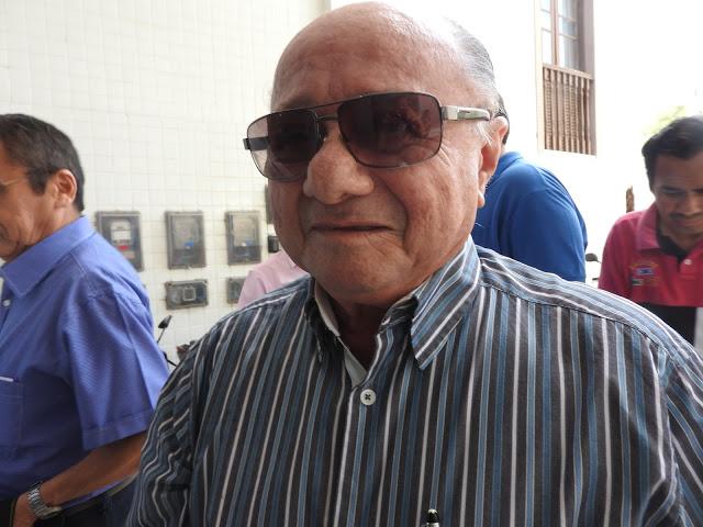 Internauta denuncia descaso com atendimento de idosa em UBS de Parnaíba