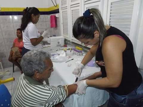 Prefeitura de Buriti dos Lopes continua com mutirões de saúde em comunidades da zona rural