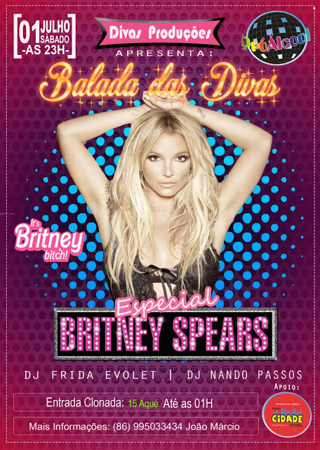Balada das Divas: especial Britney Spears