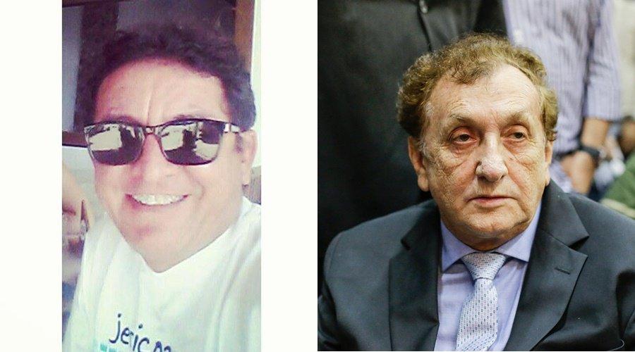 O traficante Claudio Veras, ex-assessor da Comissão de Licitação, nomeado pelo prefeito Mão Santa pede transferência de presídio