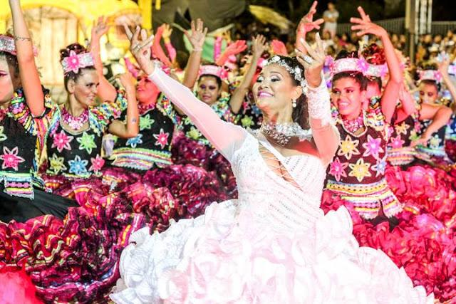 Quadrilha Rei do Cangaço é a campeã do festival Cidade Junina 2017