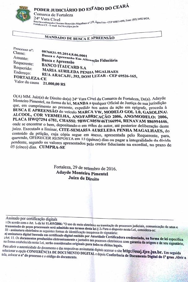 Falsos policiais tentam aplicar golpe na zona rural de Cocal