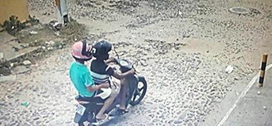 Polícia Militar apreende moto que estava sendo usada para a prática de assaltos em Parnaíba
