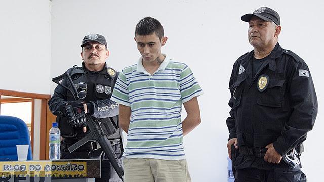 Homem que matou deficiente mental é condenado a 17 anos de prisão