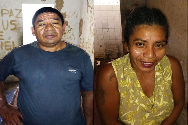 Irmãos são flagrados com drogas e dinheiro após abordagem em Parnaíba