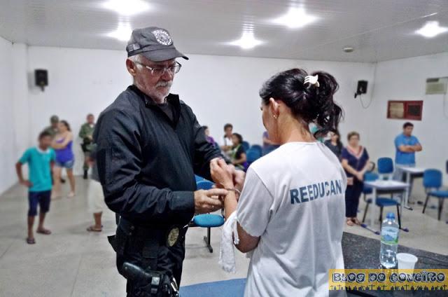 Acusada de agredir a própria mãe até a morte é condenada a mais de 25 anos de prisão em Cocal