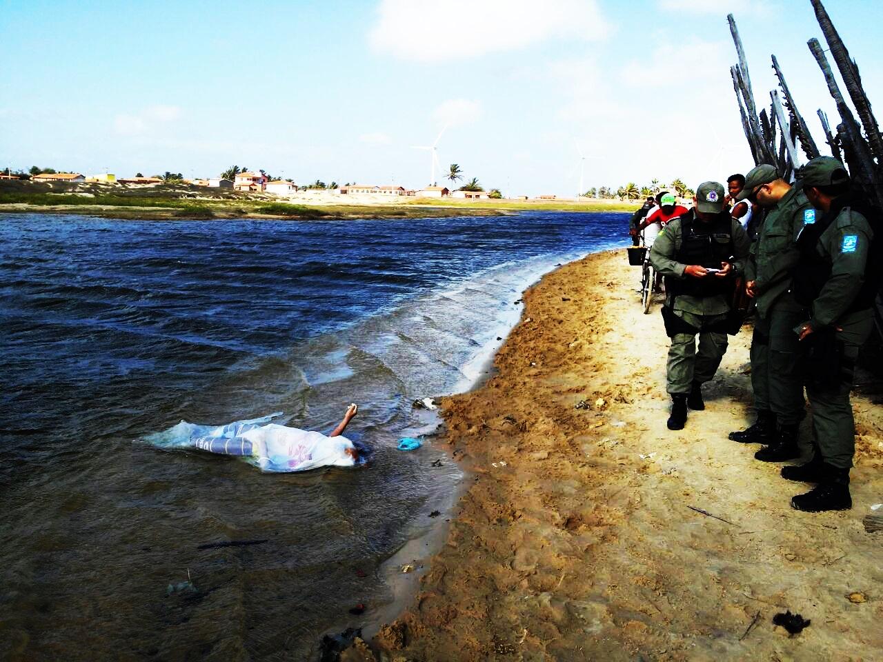 Homem desaparecido é encontrado morto na Pedra do Sal