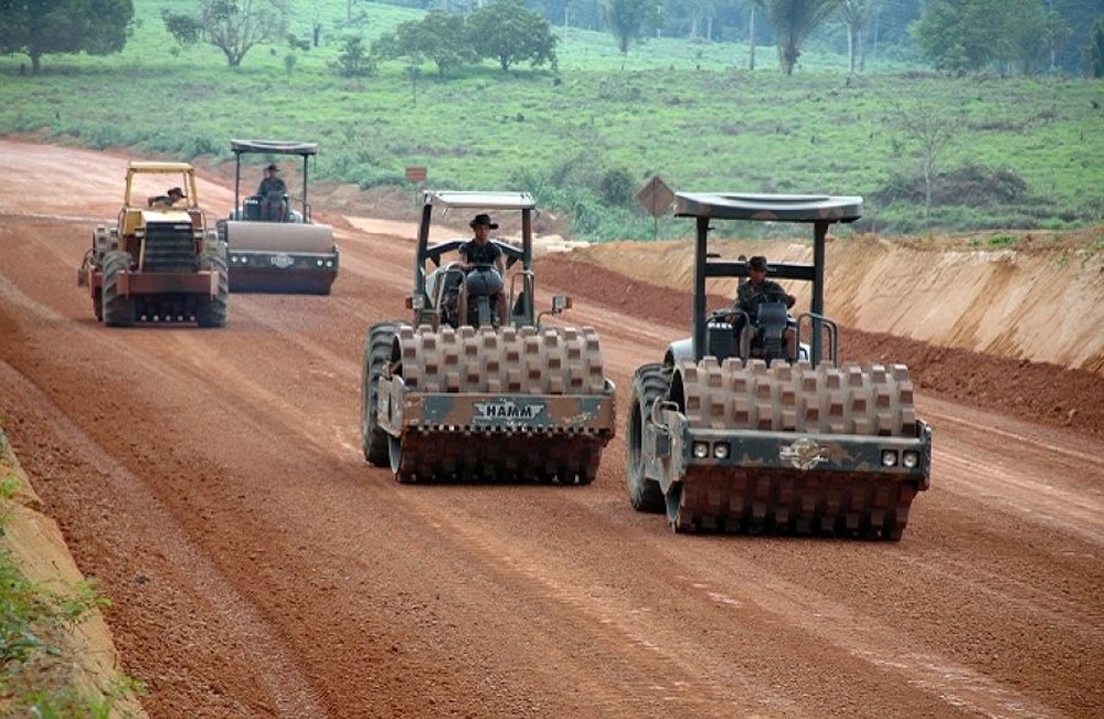 Coronel do Exército e mais seis são condenados por desvio de dinheiro público em obra da BR-163