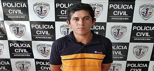 Homem acusado de estuprar a filha de 12 anos é preso após a polícia cumprir mandado no MA