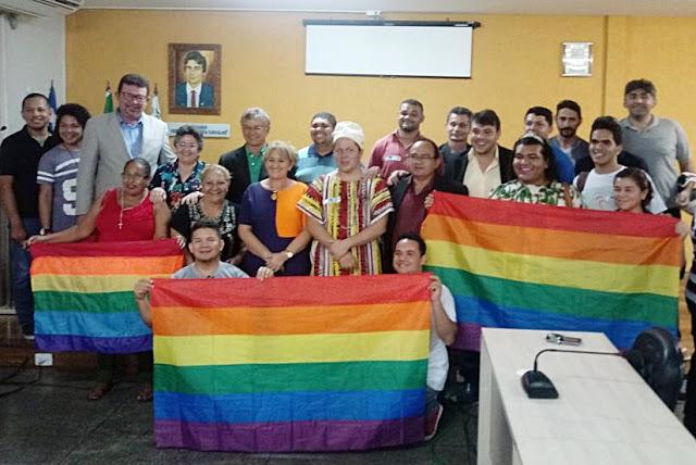 Câmara aprova convênio de apoio a Parada da Diversidade de Parnaíba