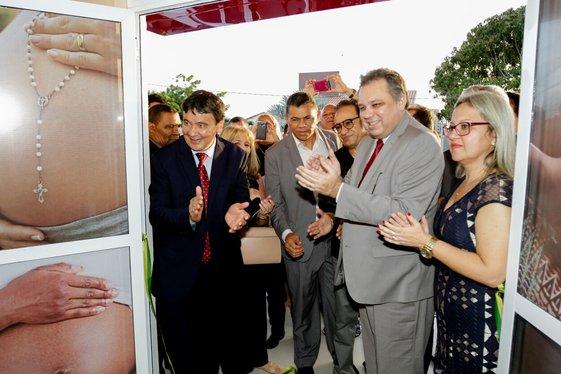 Centro de Parto Normal é inaugurado em Parnaíba