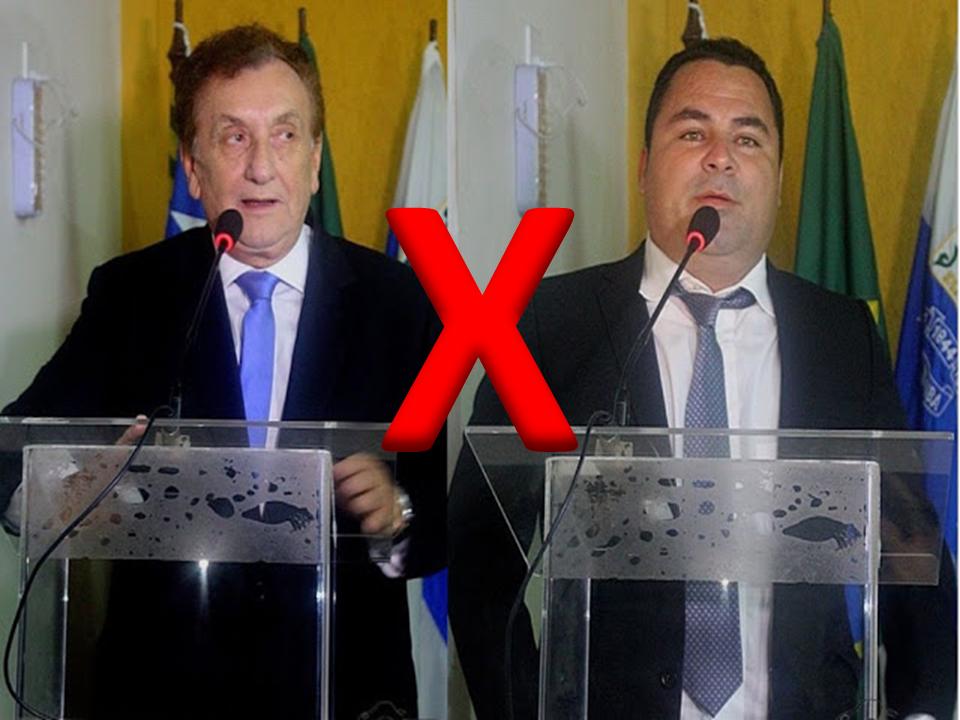 Em represália, Mão Santa exonera cinco membros da equipe do vice-prefeito Marcos Samaronne