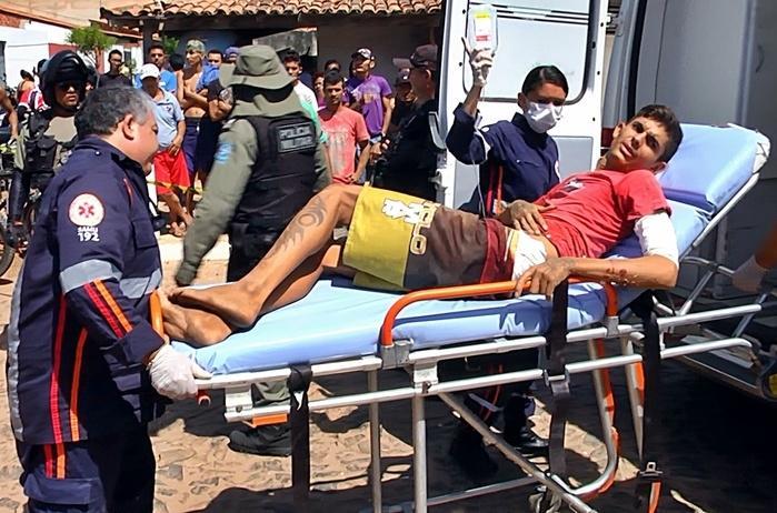 Jovens são baleados em Parnaíba; um não resiste e morre no hospital