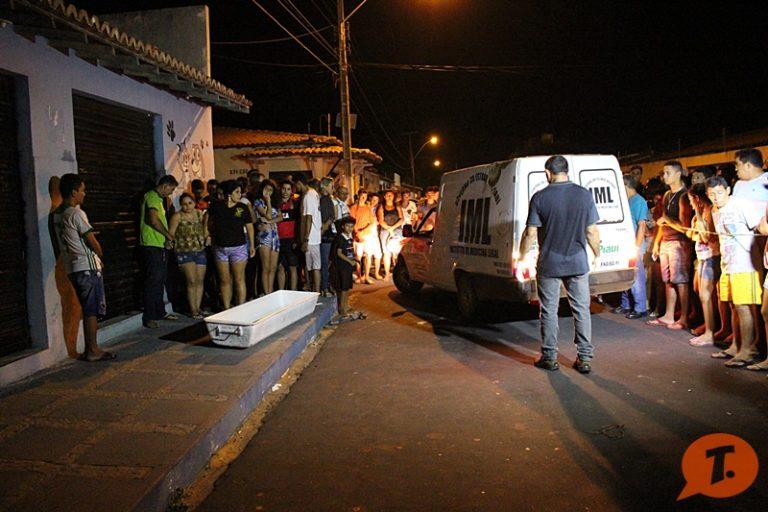 Agente penitenciário é executado com 4 tiros na cabeça, no Conjunto Joaz Souza