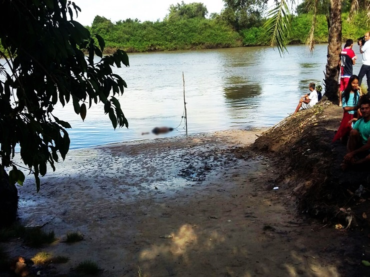 Catador de caranguejos é encontrado morto no rio Igaraçu
