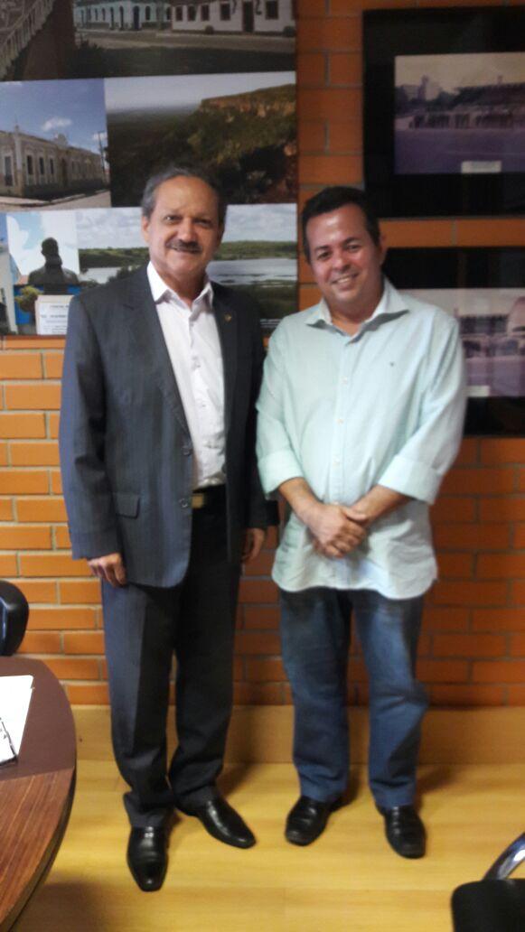 Ex-vereador por Parnaíba, Gustavo Lima, anuncia pré-candidatura para a Câmara Federal