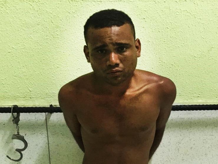 Fugitivo da Central de flagrantes é capturado em fuga