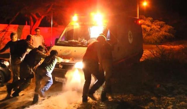 Homem é baleado ao tentar assaltar mototaxista em Parnaíba