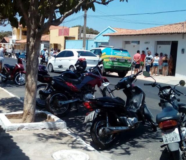 Adolescente com problemas mentais mata idoso a pauladas em Parnaíba