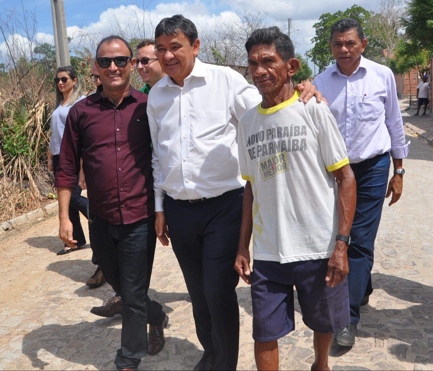 Vereador Cleson Galeno acompanha comitiva do governador em inaugurações na região norte