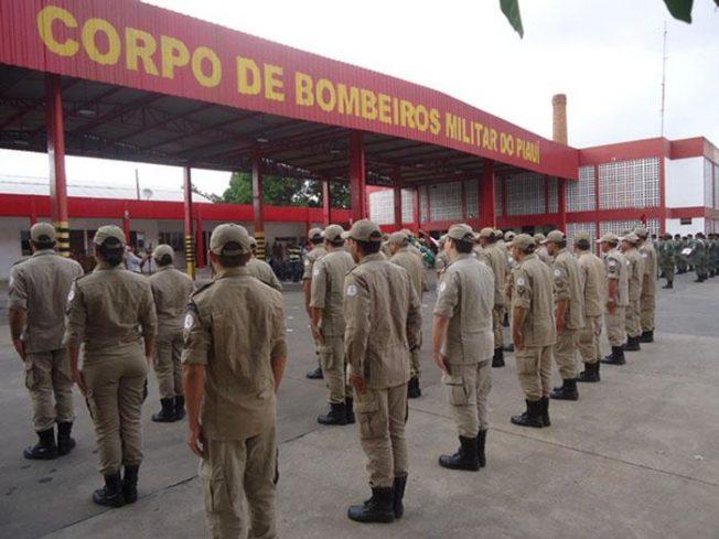Divulgado resultado do concurso do Corpo de Bombeiros do Piauí