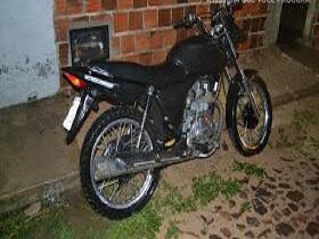 Jovem é baleado e tem sua moto roubada em tentativa de latrocínio em Parnaíba
