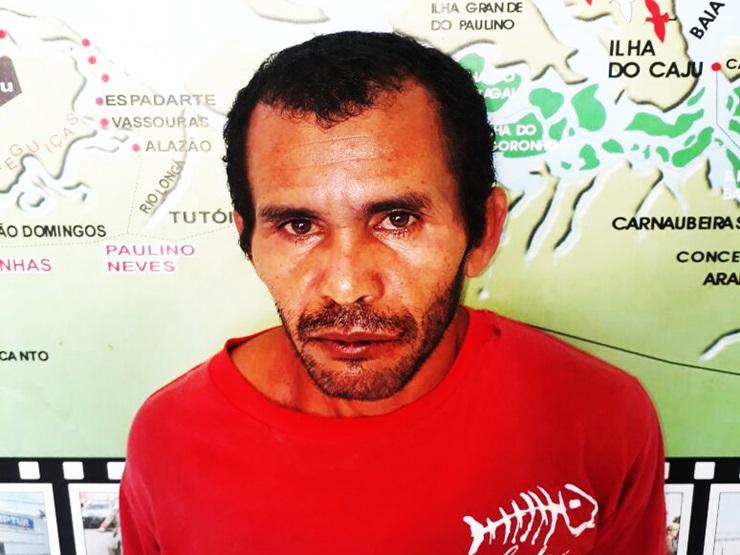 Acusado de estupro é preso com maconha e crack no ânus