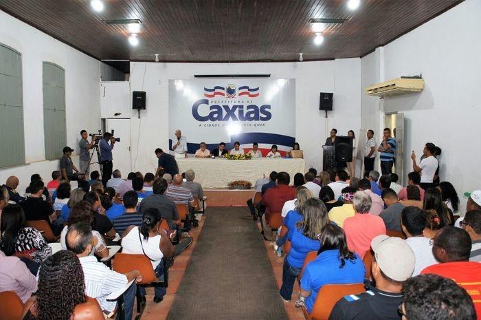 Prefeitura de Caxias-MA anuncia o concurso público com 1.100 vagas em diversas áreas