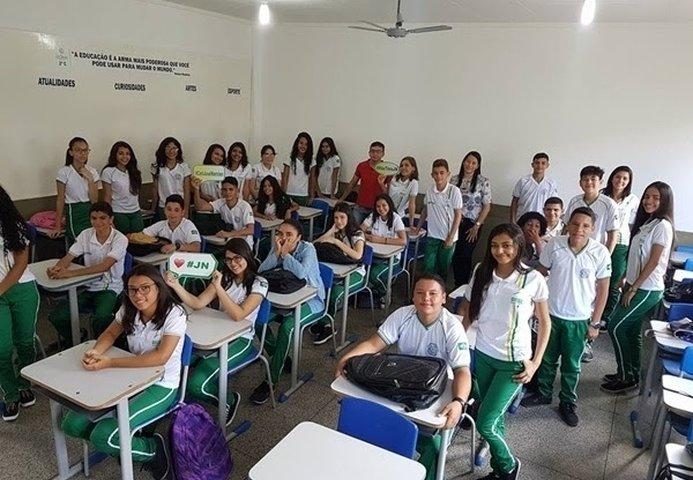 Escolas Estaduais começam período letivo nesta segunda-feira (19)
