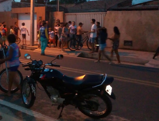 Jovem foge baleado após tentativa de homicídio, em Parnaíba
