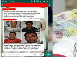 Notícia falsa viraliza e expõe foto de radialista na cidade de Pio IX como foragido de penitenciária