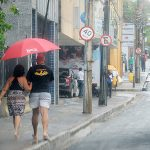 Inmet renova aviso de perigo de chuvas intensas em todas as cidades do Piauí