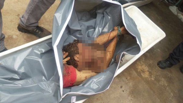 Corpos decapitados e mutilados são achados dentro de buraco no Bairro Piauí, em Parnaíba