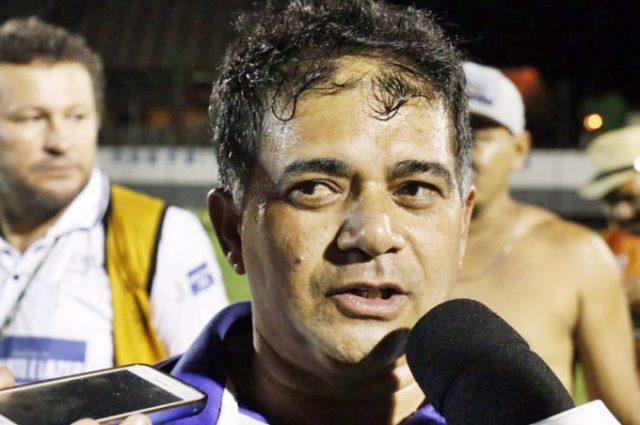 """Presidente do Parnahyba Batista Filho, ameaça demitir """"mais da metade"""" do time"""