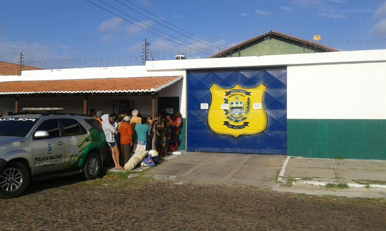 Tentativa frustrada: Agentes abortam fuga na Penitenciária Mista de Parnaíba