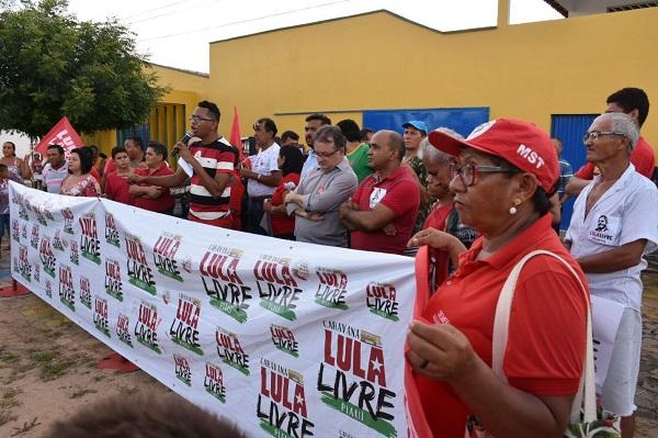Caravana Lula Livre Piauí finaliza visita aos municípios do Médio Parnaíba