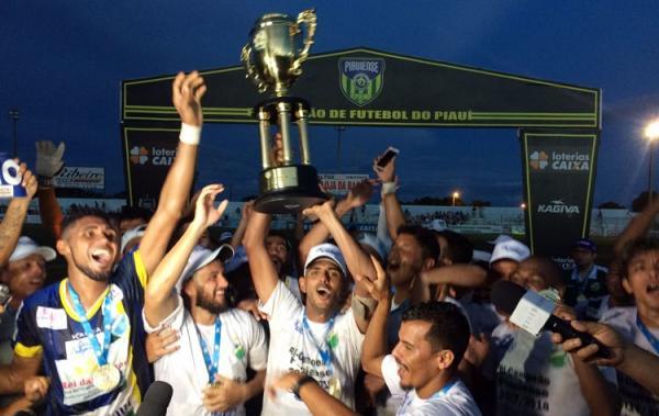 Campeonato Piauiense: Altos bate o River por 4 a 2 e leva o título de campeão 2018