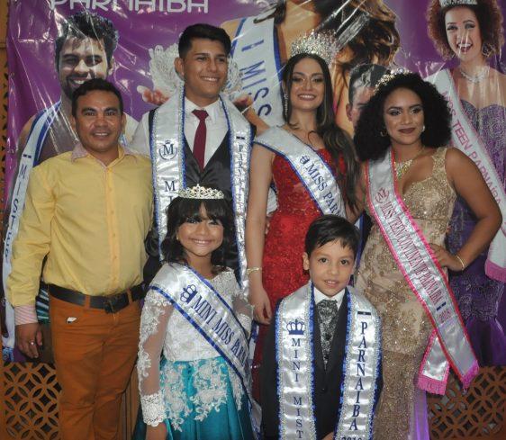 Conheça os vencedores do Miss e Mister Teen Parnaíba Continente 2018