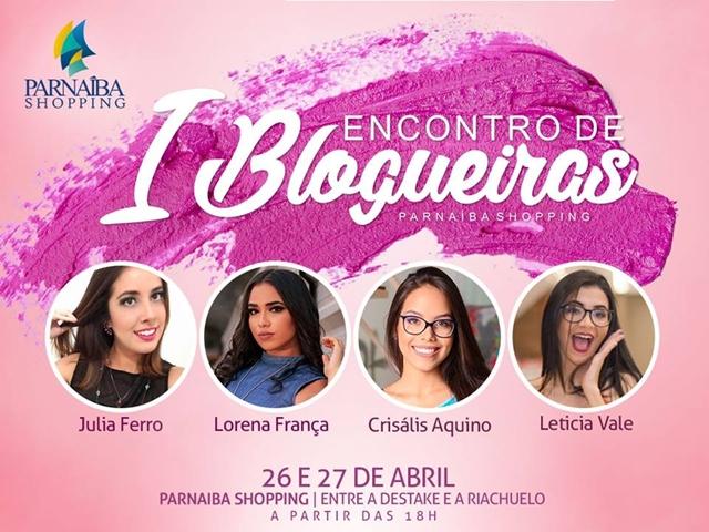 Mundo feminino será tema do I Encontro de Blogueiras em Parnaíba